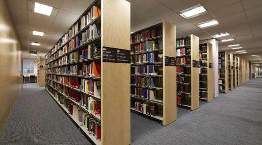 warwick library